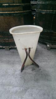 Wein Trauben Bütte zu verkaufen
