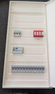 Sicherungskasten - Stromkasten - Verteiler