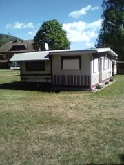 Campingplatz bei Kälbermühle bei Bad