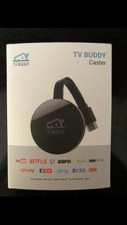 TV Buddy Caster