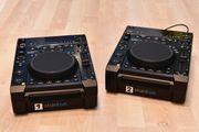 2 Stück DJ Mixer Stanton