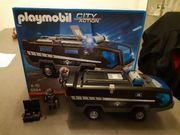 playmobil city action polizei