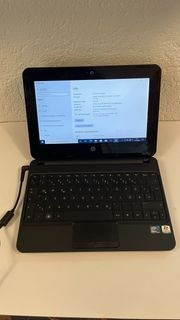 HP Mini 110-3100 Netbook 2GB