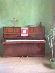 Schönes Anfänger-Klavier mit gutem Klang