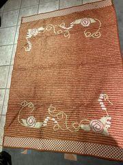 Teppich Kinderzimmer Rosen