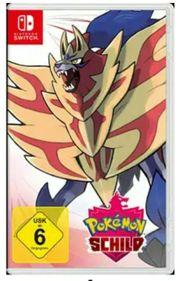 Pokemon Schild - Nintendo Switch