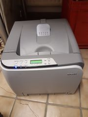 Farblaserdrucker Ricoh Aficio SP C240DN