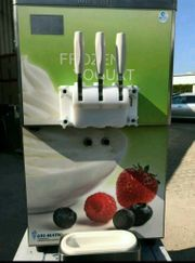 FROZEN YOGURT SOFTEIS-Maschine GEL-Matic 500