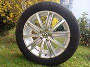 VW Tiguan Sommerräder 18 Zoll