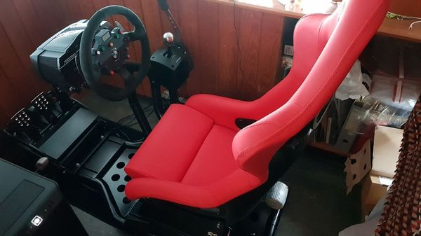 Fanatec- RSeat RS1 Superset