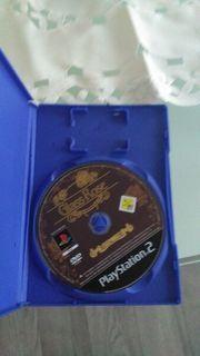 PS2 Glass Rose Spiel SELTEN
