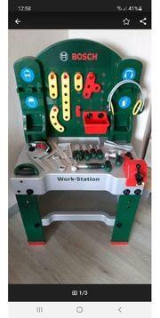 Kinderwerkbank Bosch Spielzeug