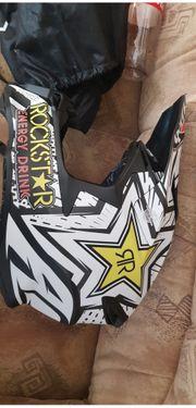 Motorradhelm von Rockstar Energy