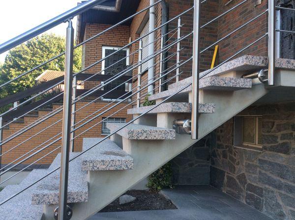 Treppengeländer und Handläufe