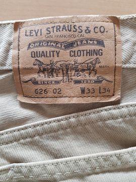 Levis Jeans 626 Größe 33: Kleinanzeigen aus Leimen - Rubrik Herrenbekleidung