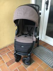 Kinderwagen Britax B-Motion 4 incl