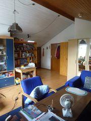 möblierte 1 Zimmerdachgeschosswohnung in Böblingen