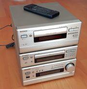 Verkaufe Midi-UKW-Stereo Anlage von ONKYO