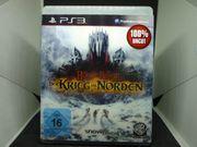 PS3-Spiele KRIEG IM NORDEN Herr