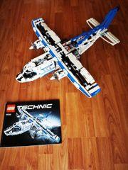LEGO Technik cargo Flugzeug