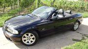 BMW 325i Cabrio E46 Automatik