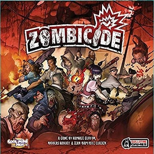 Zombicide Grundspiel