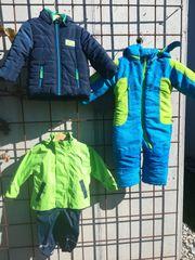 Winterkleidung gr 80 3 Teile
