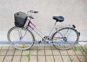 Fahrrad Pegasus Fahrbereit Mit KORB