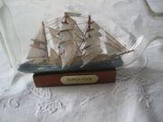 Miniatur Buddelschiff Flaschenschiff Flasche Schiff