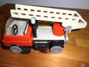 Playmobil Leiterwagen Feuerwehr