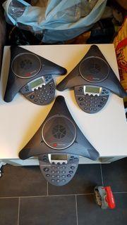 3x Polycom IP 6000 VoIP