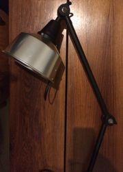 Midgard Lampe Tischlampe mit Klemmfuß