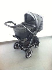Teutonia Kinderwagenset Cosmo- inkl Babyschale
