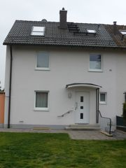 Doppelhaushälfte mit schönem Garten - 80qm