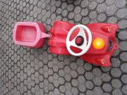 BIG-Bobby-Car Rot gebraucht