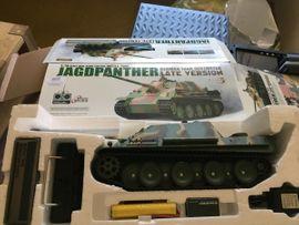 Panzer mit Fernsteuerung
