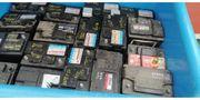 Alte Autobatterie bzw Defekte LKW