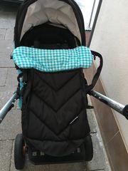 Kombi Kinderwagen Gesslein