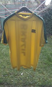 Fan -T-Shirt Team Brazil