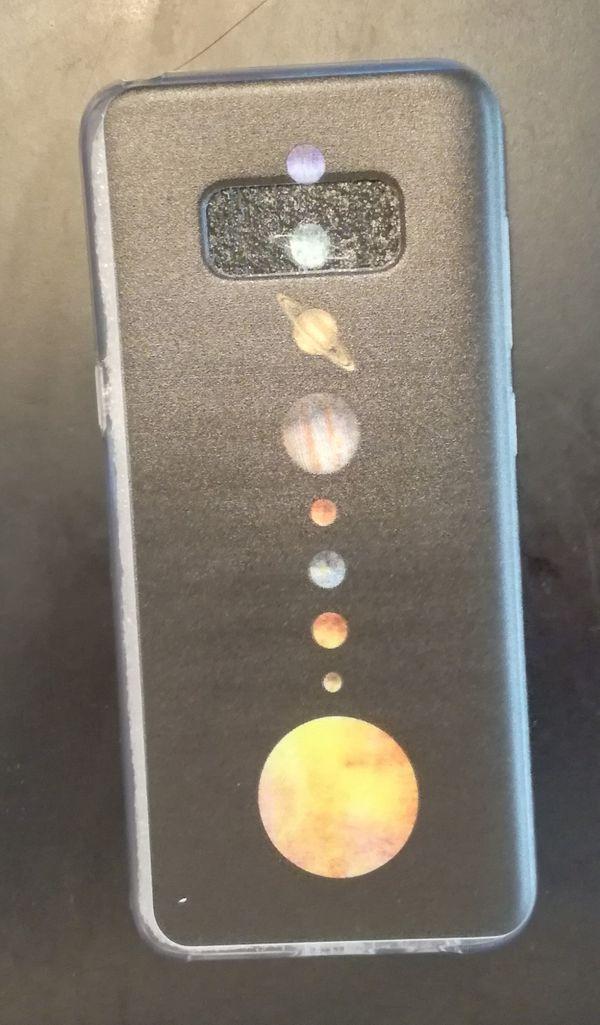 CASEABLE Silicon-Case für SAMSUMG Galaxy S8