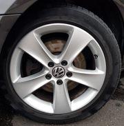 VW 17 zoll Alufelgen 4