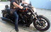 Tausche Harley Night Rod gegen
