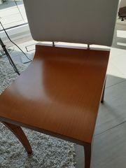 LIGNE ROSET 4 Stühle Buche