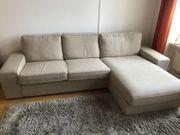 IKEA 3er Sofa mit Rècamiere