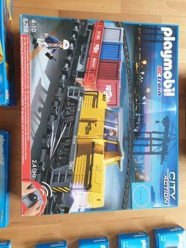 Spielzeug: Lego, Playmobil - Playmobil RC Train 5258
