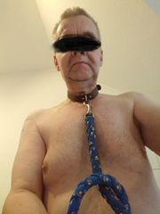 Dominante Sie von devoten Sklaven