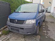 VW T5 4x4 2 5L