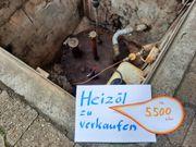 5500 Liter Heiz-Öl zu verkaufen -