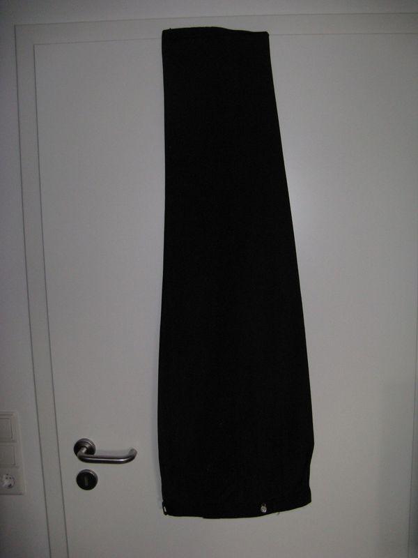 Stoffhose schwarz Gr 52