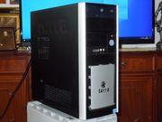 Quadcore mit SSD HDD 8